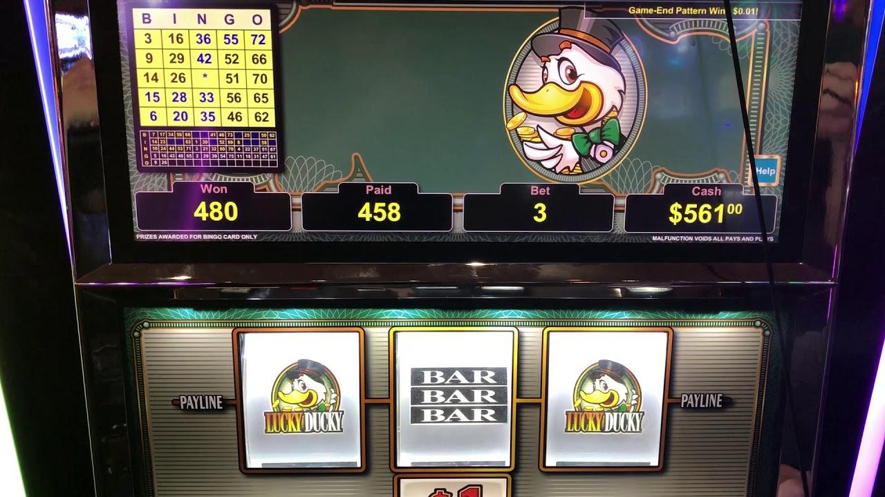 Lucky Machines Slot Machine